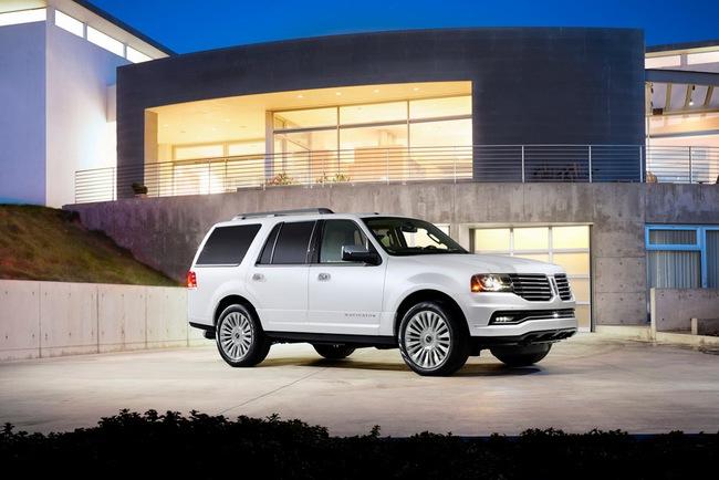 Lincoln Navigator - Lựa chọn mới cho dòng SUV hạng sang cỡ lớn 4