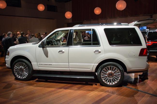 Lincoln Navigator - Lựa chọn mới cho dòng SUV hạng sang cỡ lớn 29