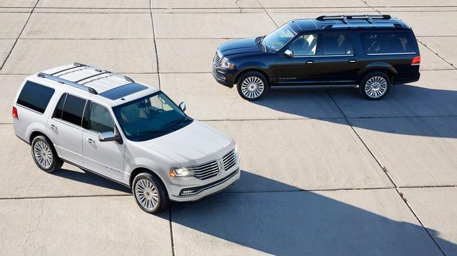 Lincoln Navigator - Lựa chọn mới cho dòng SUV hạng sang cỡ lớn 5
