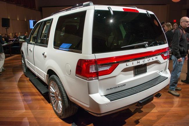 Lincoln Navigator - Lựa chọn mới cho dòng SUV hạng sang cỡ lớn 30