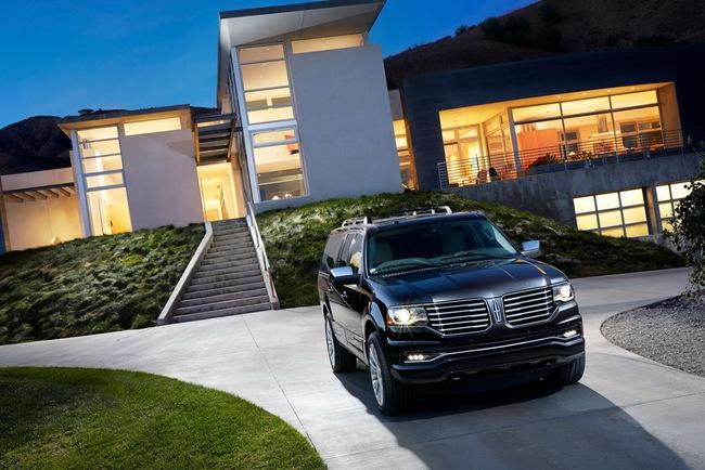 Lincoln Navigator - Lựa chọn mới cho dòng SUV hạng sang cỡ lớn 7