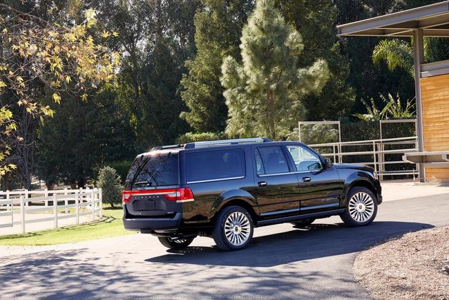 Lincoln Navigator - Lựa chọn mới cho dòng SUV hạng sang cỡ lớn 10