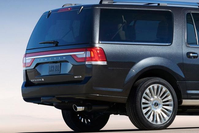 Lincoln Navigator - Lựa chọn mới cho dòng SUV hạng sang cỡ lớn 15