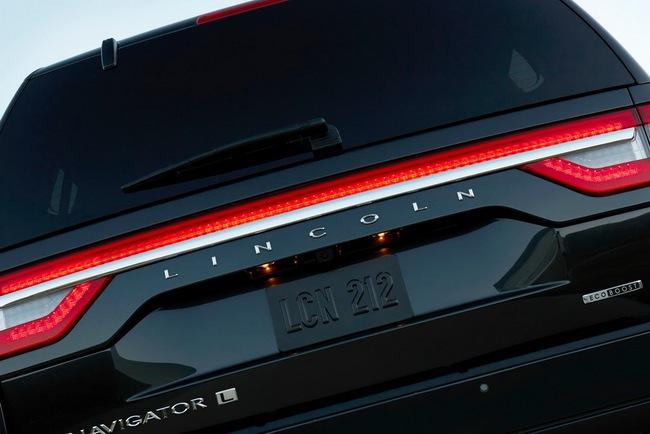 Lincoln Navigator - Lựa chọn mới cho dòng SUV hạng sang cỡ lớn 16