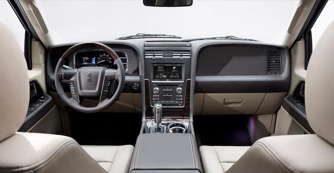 Lincoln Navigator - Lựa chọn mới cho dòng SUV hạng sang cỡ lớn 17