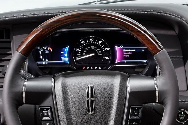 Lincoln Navigator - Lựa chọn mới cho dòng SUV hạng sang cỡ lớn 22