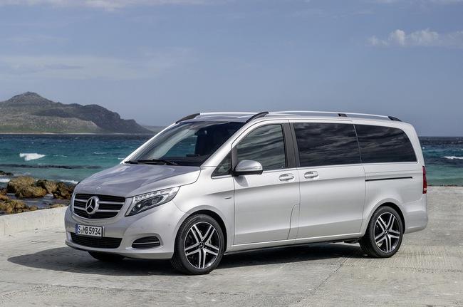 Mercedes-Benz V-Class: Sang trọng và hiện đại 6