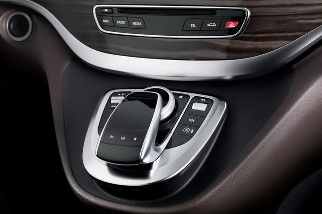 Mercedes-Benz V-Class: Sang trọng và hiện đại 17