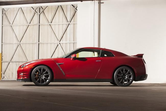 Nissan GT-R 2015 có giá từ 101.770 USD 1