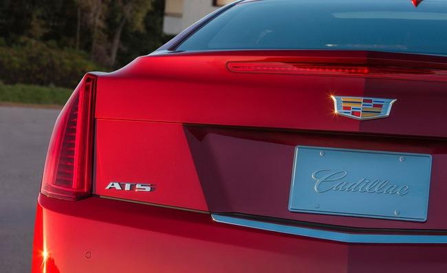 Cadillac ATS Coupe: Đối thủ mới của BMW 4-Series 6