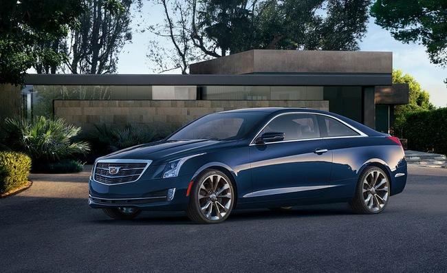 Cadillac ATS Coupe: Đối thủ mới của BMW 4-Series 8