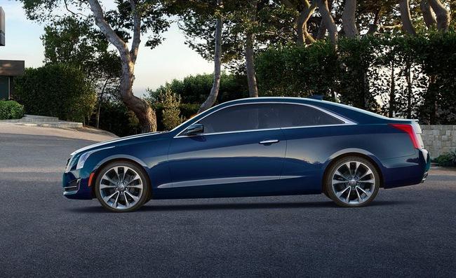Cadillac ATS Coupe: Đối thủ mới của BMW 4-Series 9