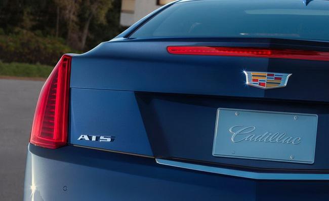 Cadillac ATS Coupe: Đối thủ mới của BMW 4-Series 13