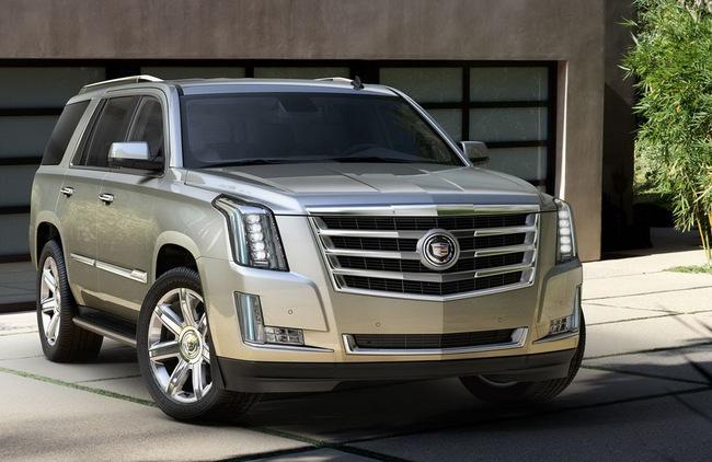 Cadillac ATS Coupe và Escalade sẽ đến Geneva Motor Show 2014 1