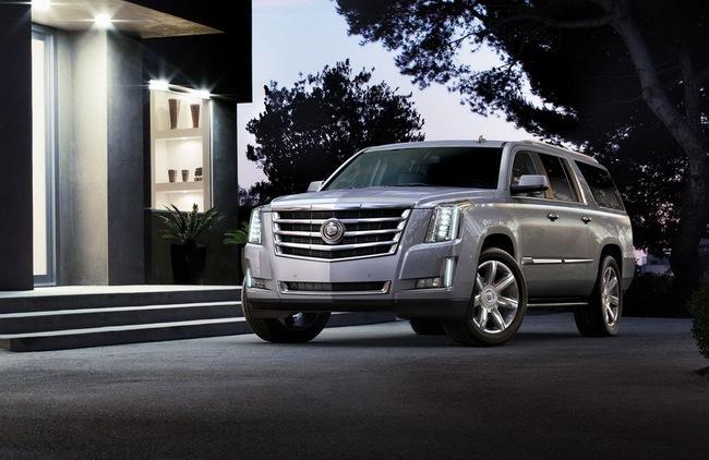 Cadillac ATS Coupe và Escalade sẽ đến Geneva Motor Show 2014 2
