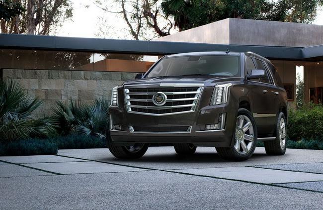 Cadillac ATS Coupe và Escalade sẽ đến Geneva Motor Show 2014 4