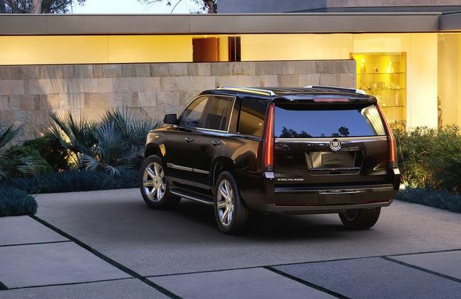 Cadillac ATS Coupe và Escalade sẽ đến Geneva Motor Show 2014 5