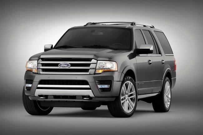 Ford Expedition - Phiên bản giá rẻ của Lincoln Navigator 1