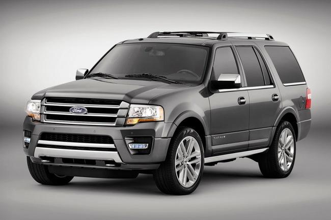 Ford Expedition - Phiên bản giá rẻ của Lincoln Navigator 2
