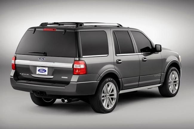 Ford Expedition - Phiên bản giá rẻ của Lincoln Navigator 3