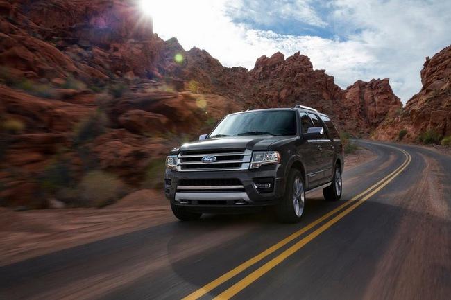 Ford Expedition - Phiên bản giá rẻ của Lincoln Navigator 4