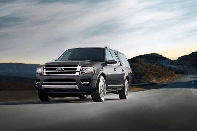 Ford Expedition - Phiên bản giá rẻ của Lincoln Navigator 5