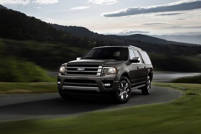 Ford Expedition - Phiên bản giá rẻ của Lincoln Navigator 6