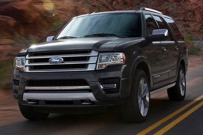 Ford Expedition - Phiên bản giá rẻ của Lincoln Navigator 7
