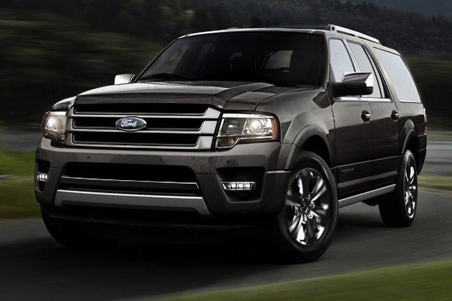 Ford Expedition - Phiên bản giá rẻ của Lincoln Navigator 8
