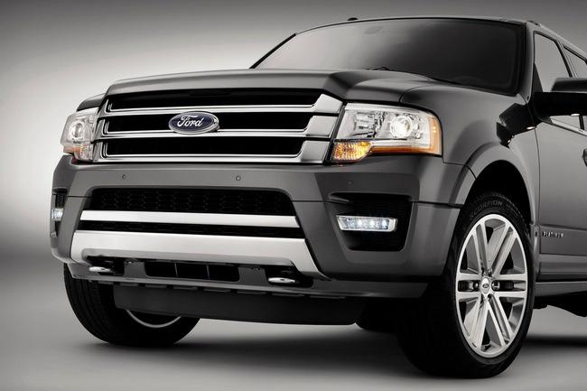 Ford Expedition - Phiên bản giá rẻ của Lincoln Navigator 10