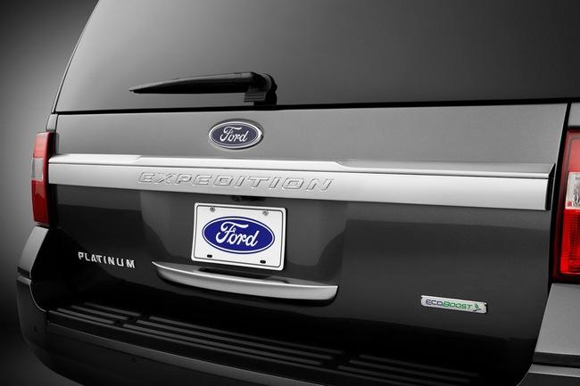 Ford Expedition - Phiên bản giá rẻ của Lincoln Navigator 12