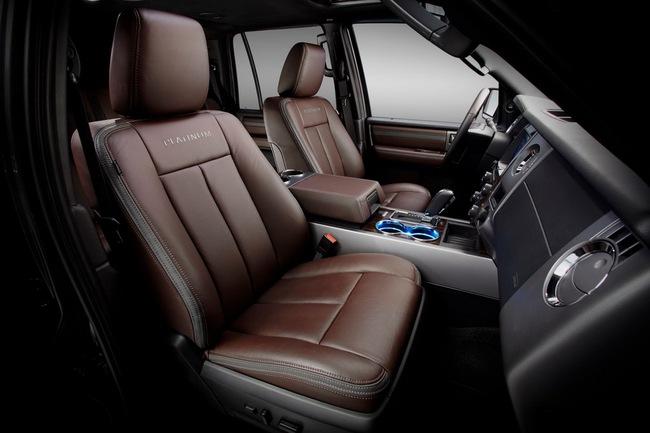 Ford Expedition - Phiên bản giá rẻ của Lincoln Navigator 15