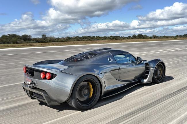 Hennessey Venom GT: Kỷ lục gia tốc độ mới trong thế giới xe 2