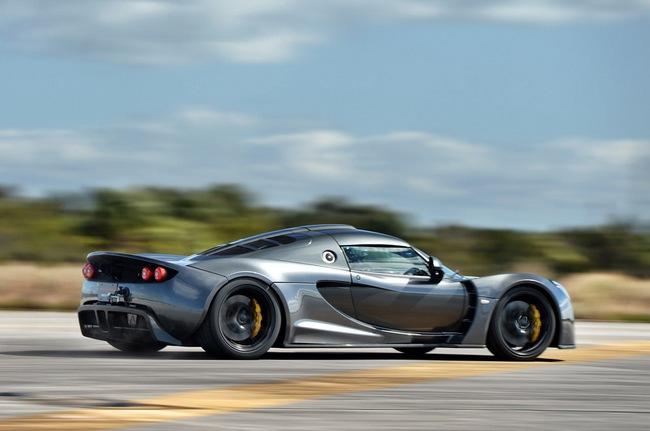 Hennessey Venom GT: Kỷ lục gia tốc độ mới trong thế giới xe 5