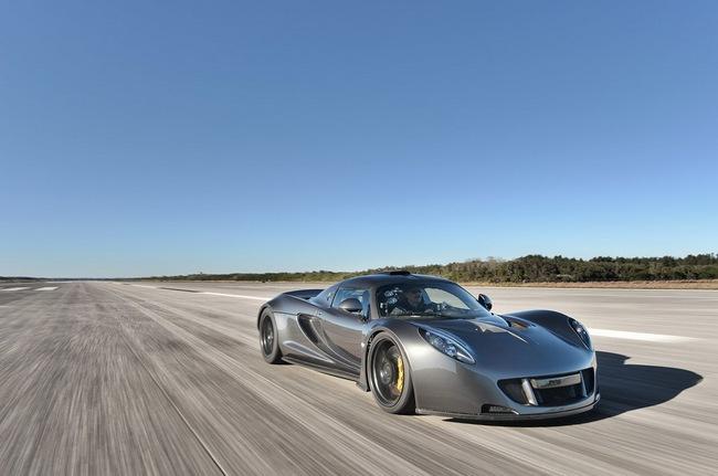 Hennessey Venom GT: Kỷ lục gia tốc độ mới trong thế giới xe 6