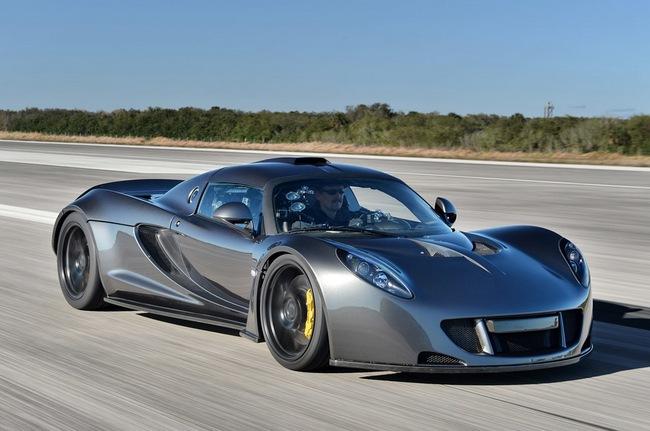 Hennessey Venom GT: Kỷ lục gia tốc độ mới trong thế giới xe 7