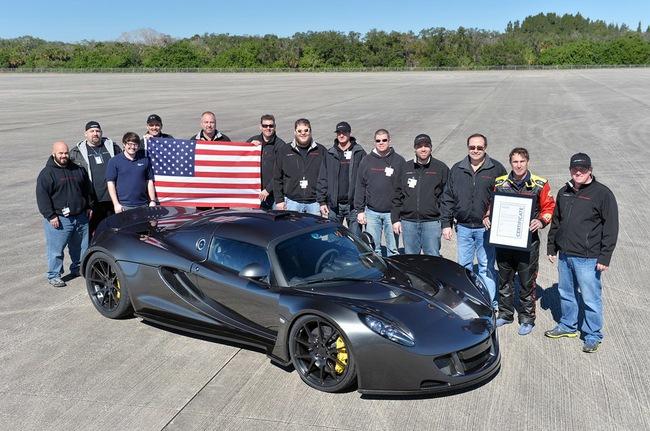 Hennessey Venom GT: Kỷ lục gia tốc độ mới trong thế giới xe 12