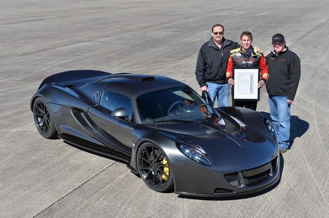 Hennessey Venom GT: Kỷ lục gia tốc độ mới trong thế giới xe 13