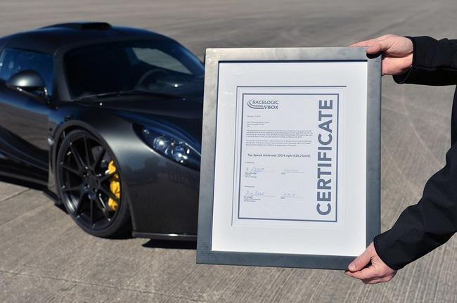 Hennessey Venom GT: Kỷ lục gia tốc độ mới trong thế giới xe 14