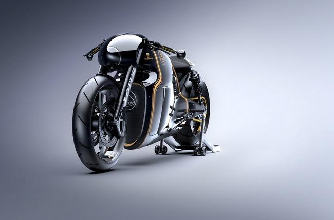 Lotus C-01 có giá 100.000 Euro 1