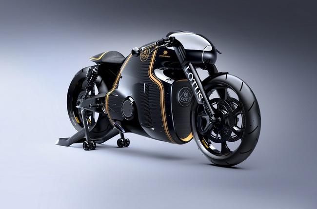 Lotus C-01 có giá 100.000 Euro 2