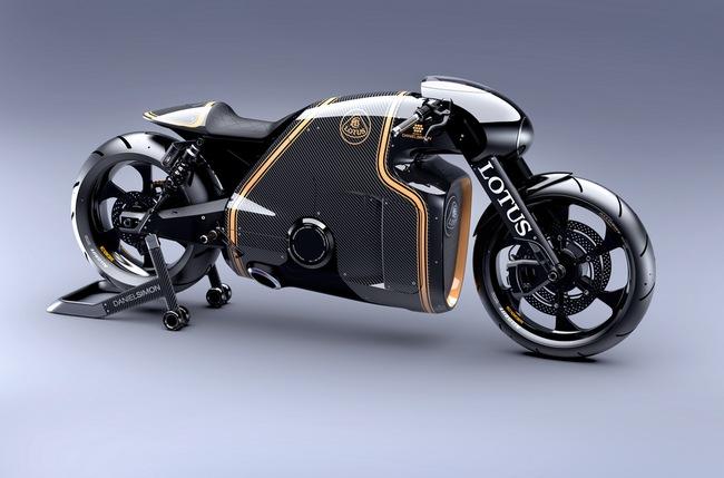 Lotus C-01 có giá 100.000 Euro 3