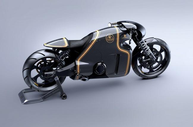 Lotus C-01 có giá 100.000 Euro 5