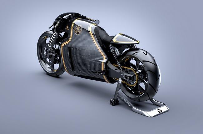 Lotus C-01 có giá 100.000 Euro 6