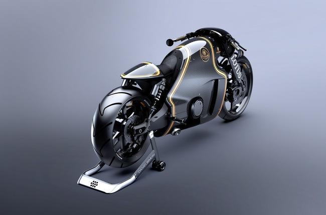 Lotus C-01 có giá 100.000 Euro 7