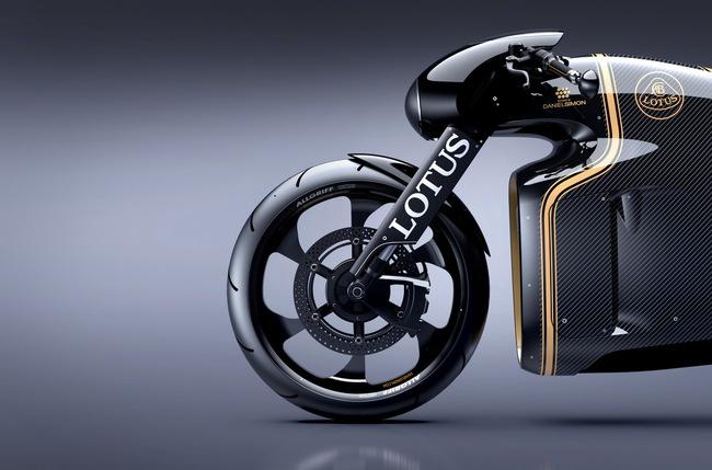 Lotus C-01 có giá 100.000 Euro 8