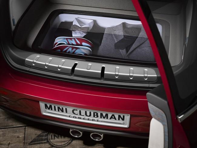 Hé lộ hình ảnh MINI Clubman trước thềm Geneva 2014 9