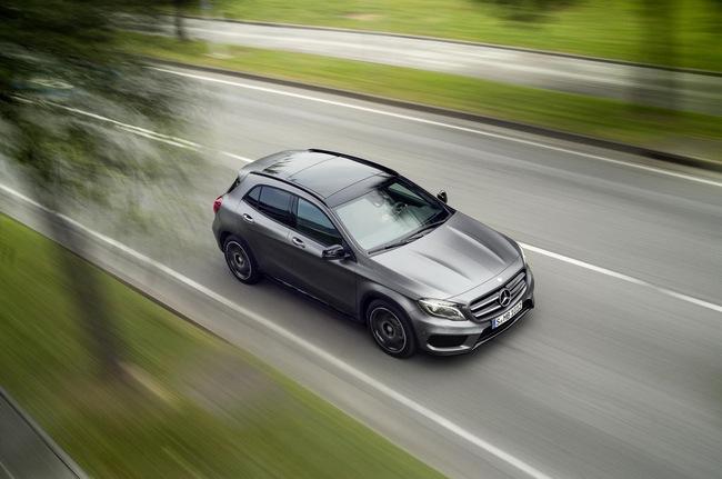 Chi tiết chiếc Mercedes-Benz GLA250 mới 4
