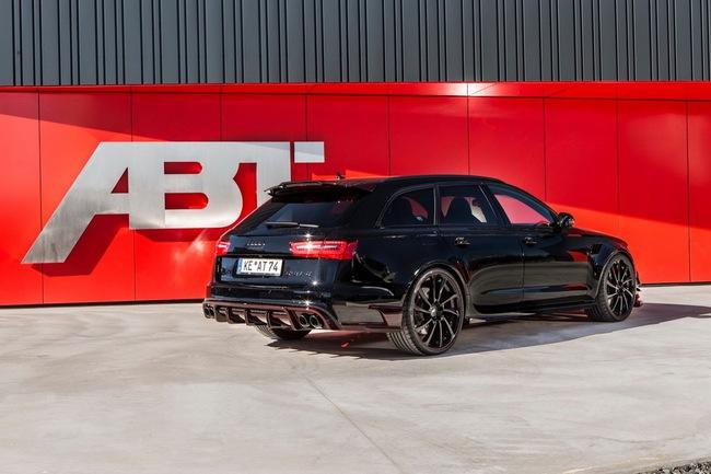 Audi RS6-R độ 730 mã lực của ABT Sportsline 2