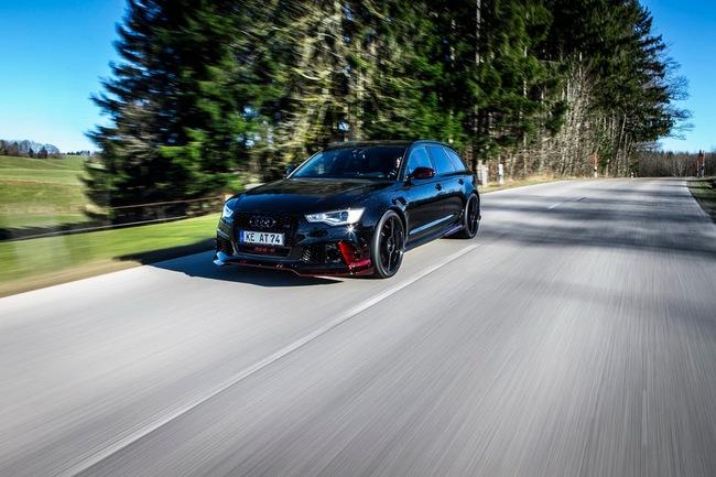Audi RS6-R độ 730 mã lực của ABT Sportsline 3